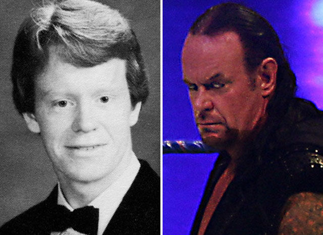 Old Pre-fame Photos of WWE Superstars
