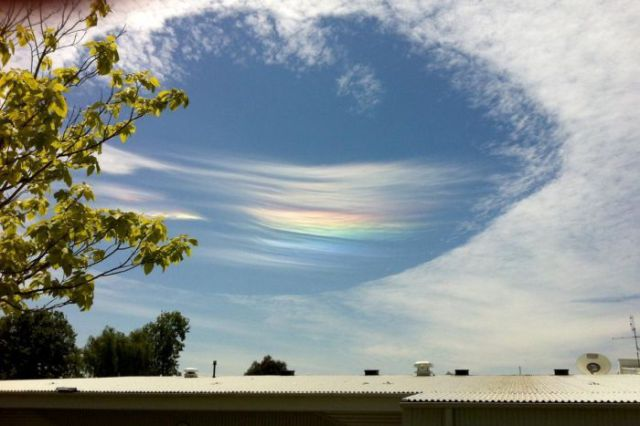 Unusual Meteorological Phenomena in the Australian Sky