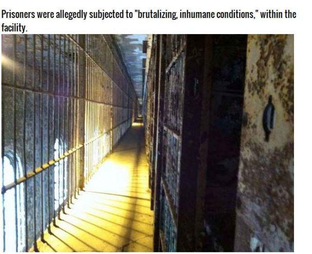 America's Most Haunted Prison