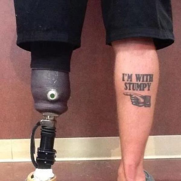 Amusing Tattoos That Are a Bit Quirky