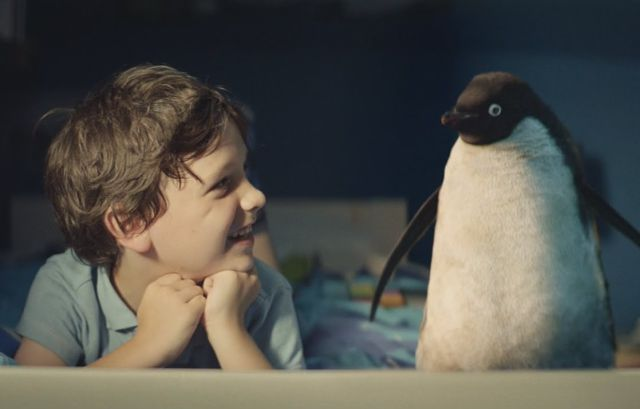 A Penguin Christmas Commercial That Will Warm Your Heart