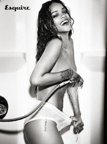 Rihanna's Risqué Esquire Photo Shoot Is Super-Hot