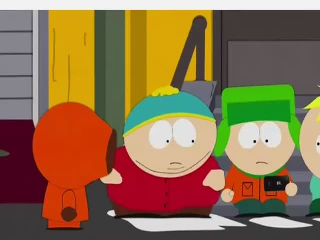 South Park's Take on Freemium Games  (VIDEO)