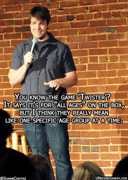Classic Stand Up Comedy Moments That Are Brilliantly Funny