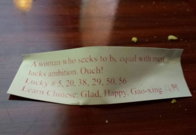The Best Fortunes Ever Found Inside a Fortune Cookie