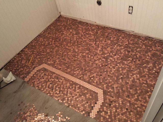 A Floor Worth a Pretty Penny