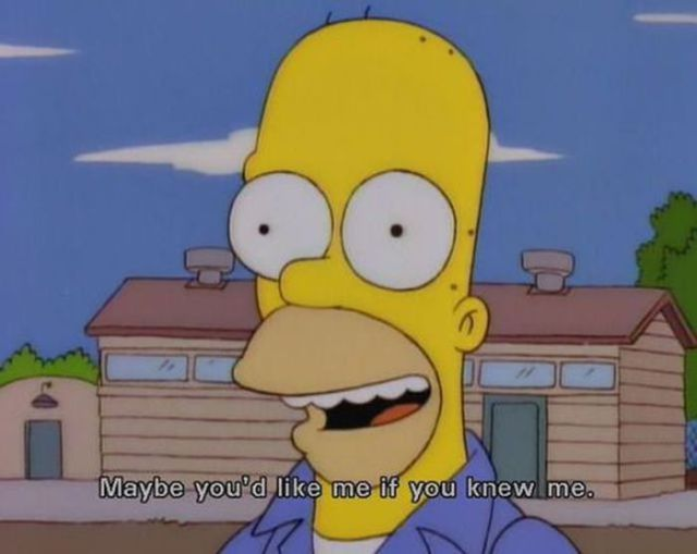 "Poignant Quotes about Life from ""The Simpsons"""
