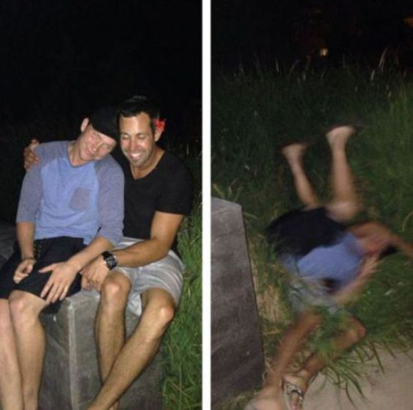 This Might Be the Effects of One Drink too Many