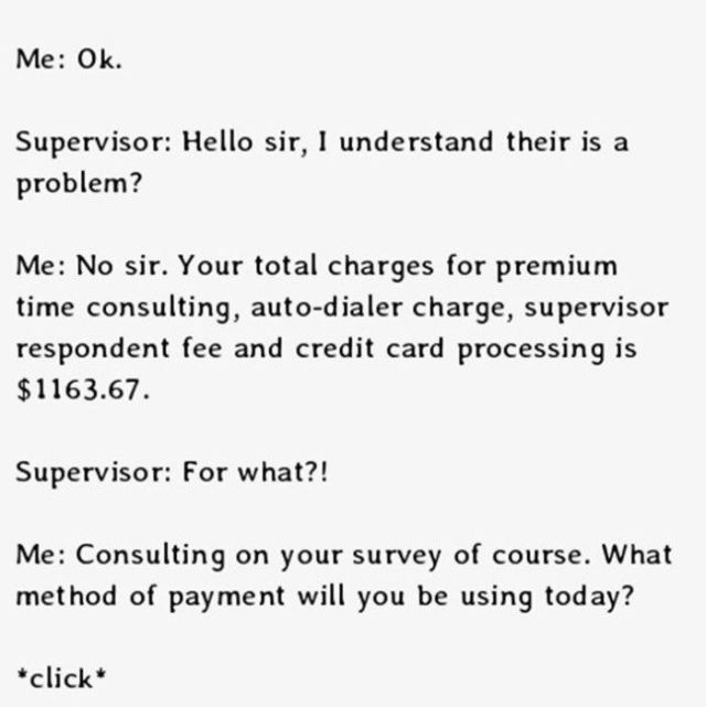 One Guy's Epic Troll of a Telemarketer