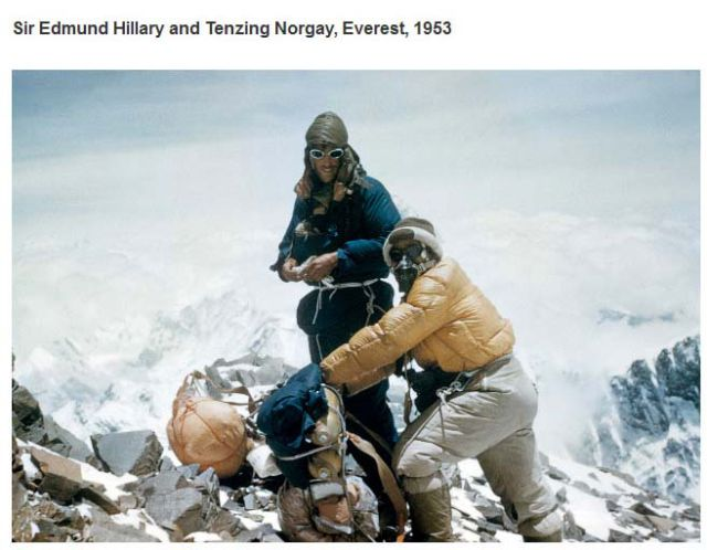 Photos That Shed a Little Light on History