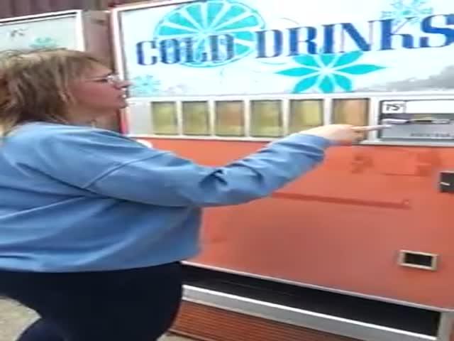 World's Fastest Soda Machine