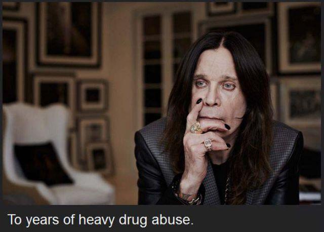 Celebrity Addiction Stories