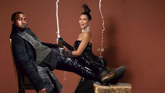 Kim Kardashian's Ass Is More Famous Than She Is