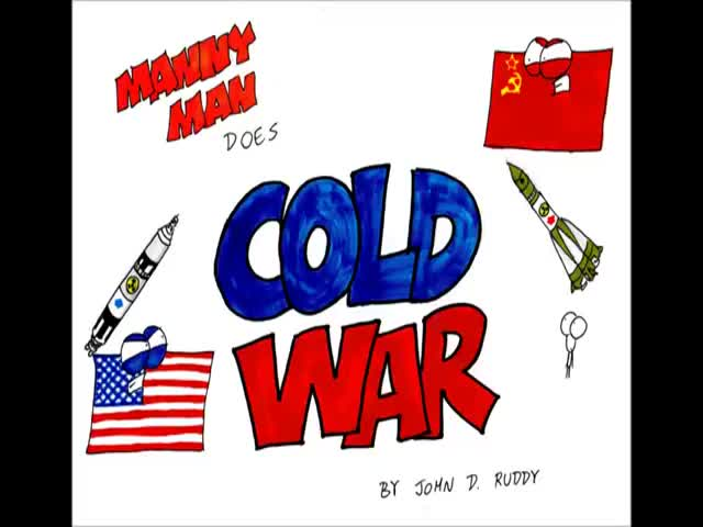 The Cold War in 9 Minutes  (VIDEO)