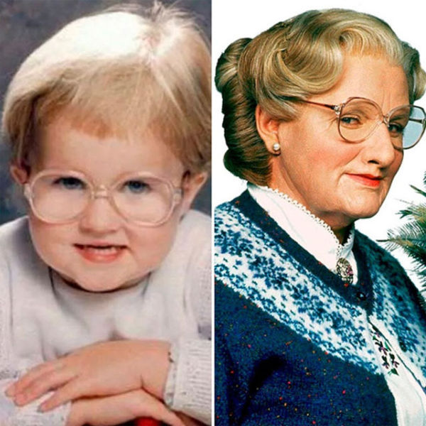 Babies That Are Celebrity Doppelgangers