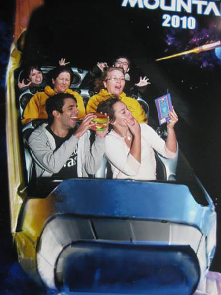 The Most Epic Rollercoaster Photos Ever