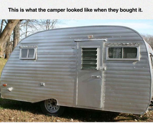 A Fun Camper Restoration