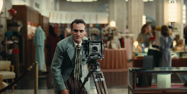 Great Cinematographic Shots from Film and TV
