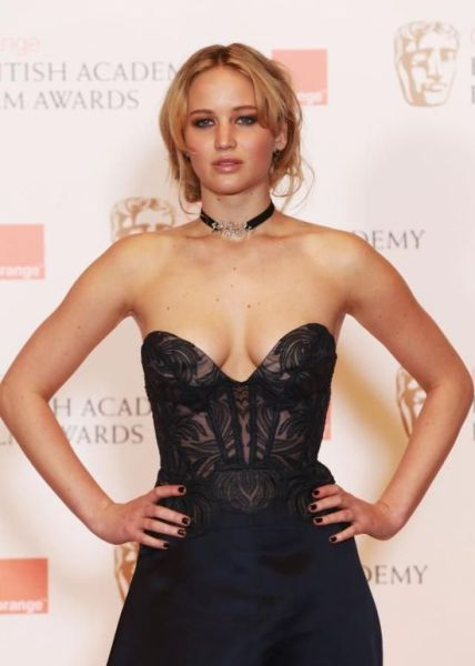 Jennifer Lawrence's Quirky Fashion Choices