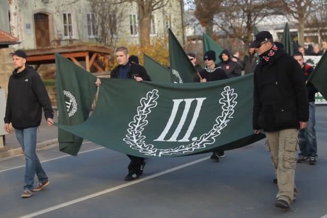 Neo-Nazis Get Tricked into Taking Part in a Walkathon Aimed to Eradicate Neo-Nazis