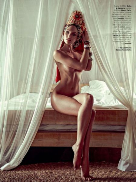 Nude Magazine Cover Photos of Top Celebs