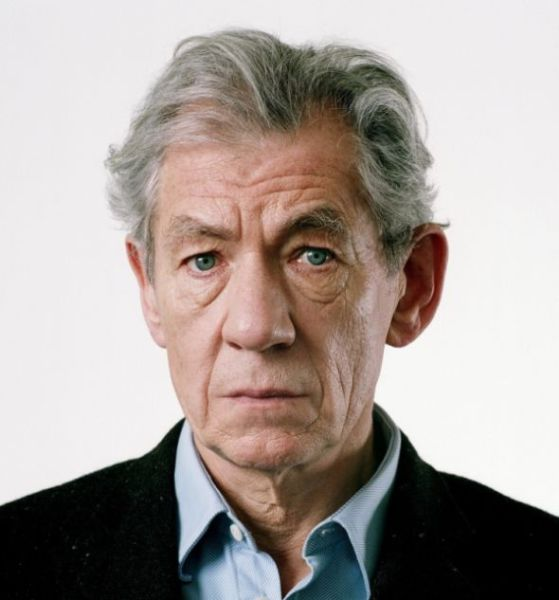 A Much Younger Looking Ian McKellan
