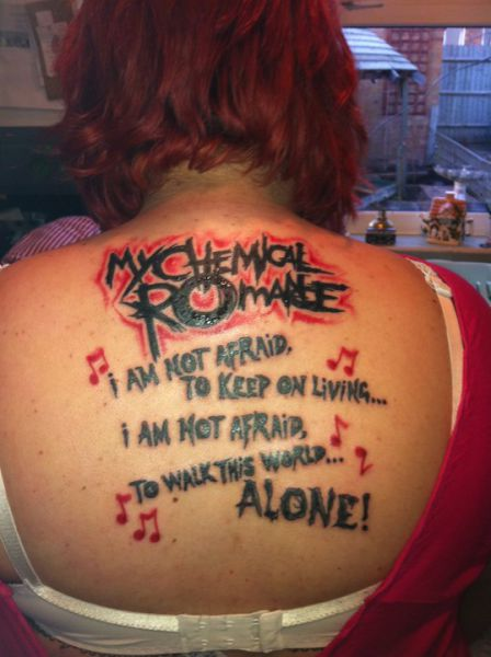 Tattoos That Are So Bad They Deserve a Facepalm