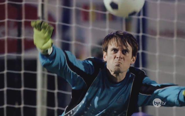 A Goalie
