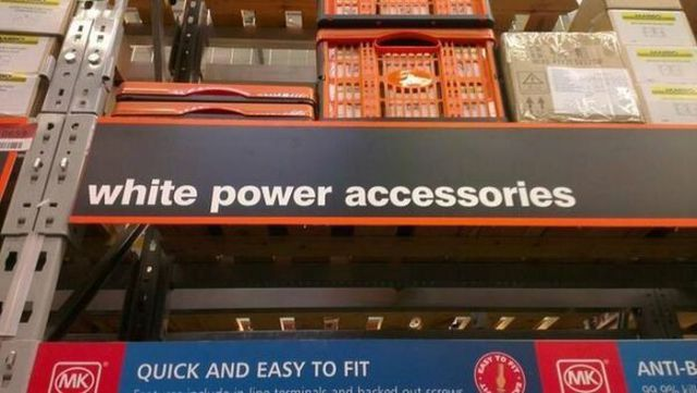 Accidental Racist Moments That Are Pretty Amusing 20 Pics