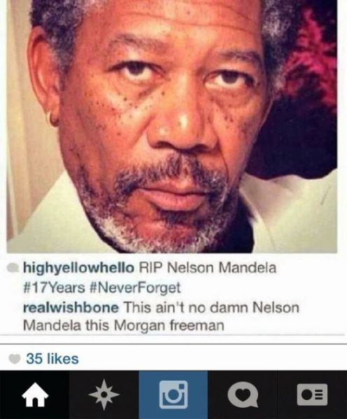Funny Things That Have Happened on Instagram