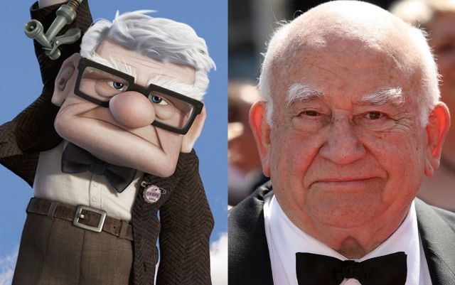 The Real Voices Behind Popular Pixar Film Characters