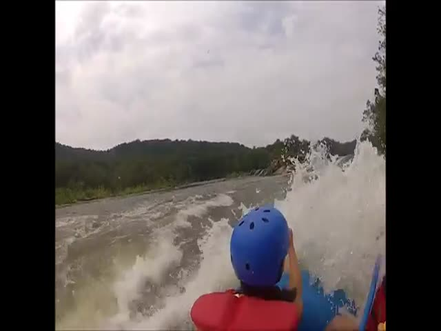 The Adventures of a GoPro Found in a River