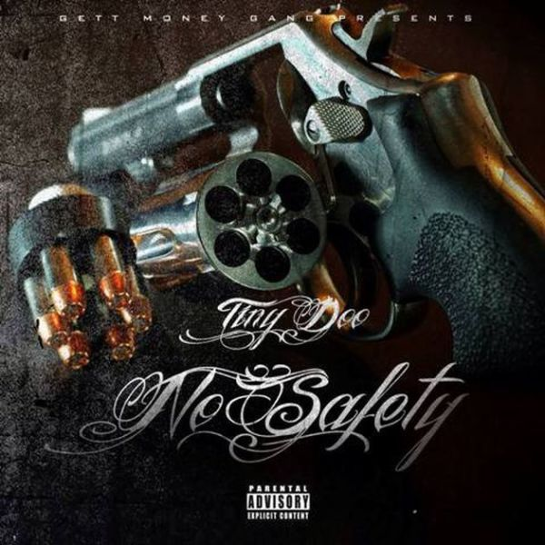 Album Cover Could Send Rapper to Prison