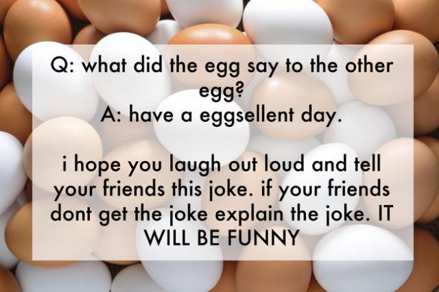 Amusing Jokes Made Up by Kids