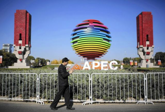 Apec's Effect on the Air in China