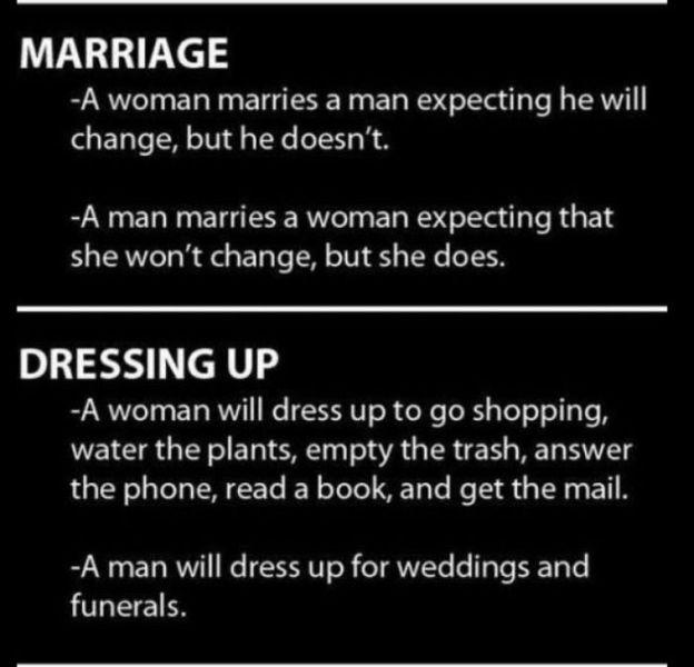 things women do for men