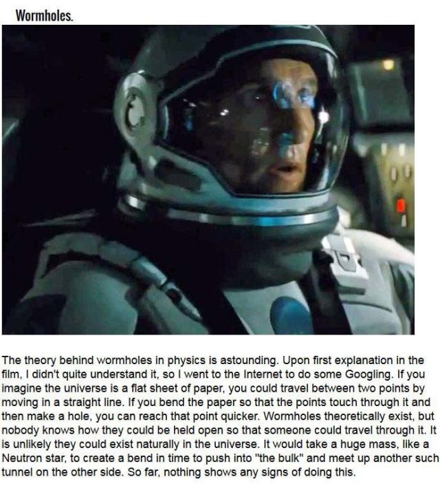 What Interstellar Will Teach You about Life and Yourself