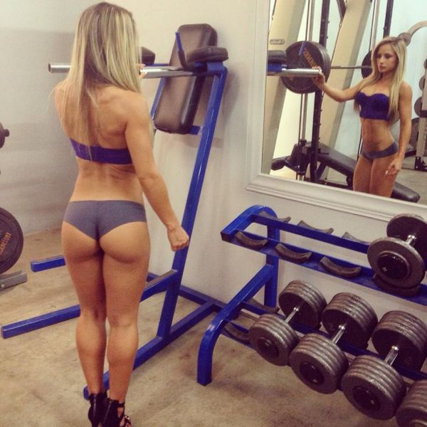 Sporting Girls That Make Fitness Look Sexy