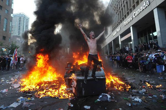 The Dumbest Reasons Why People Have Ever Started a Riot