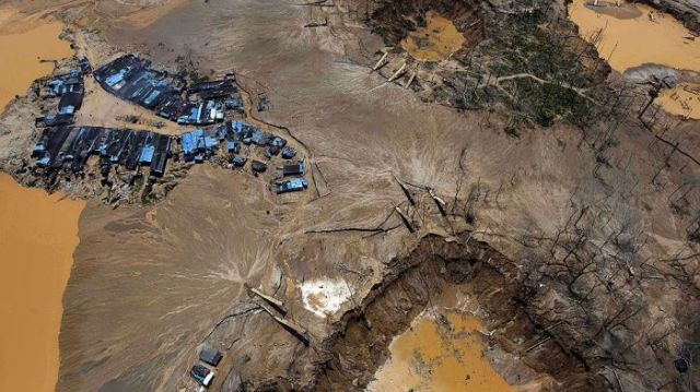 The Harsh Reality of Illegal Gold Mining in South America