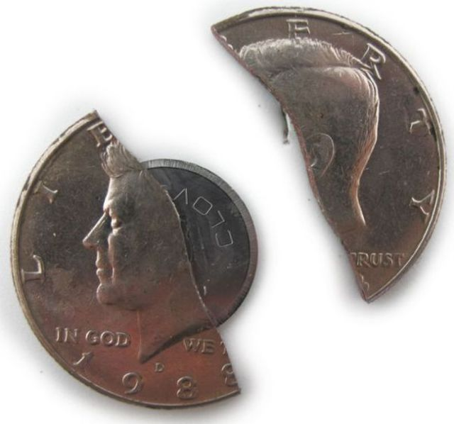This 50 Cent Coin Is Really a Secret Weapon