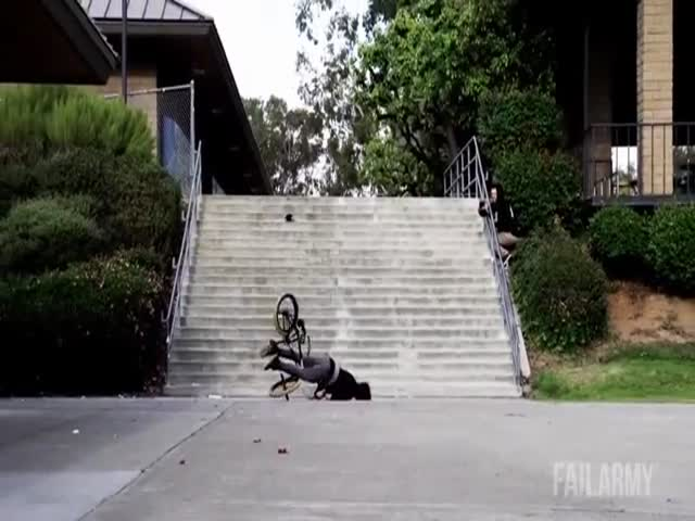 The Ultimate Stair Fails Compilation