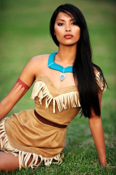 Hot native american girls