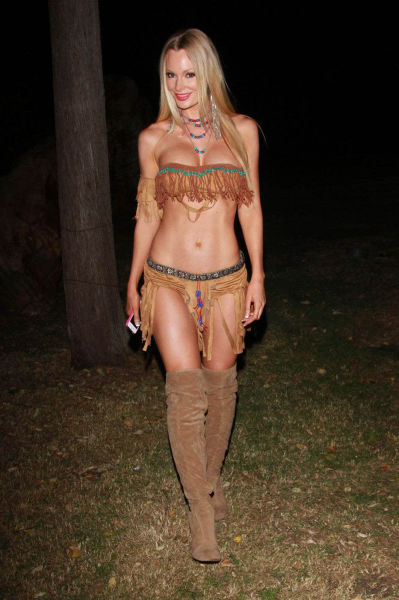 Sexy naked native american for that