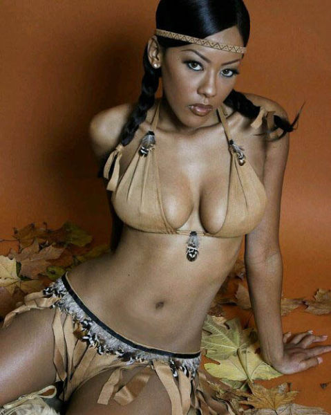 from Luca busty native american girls naked