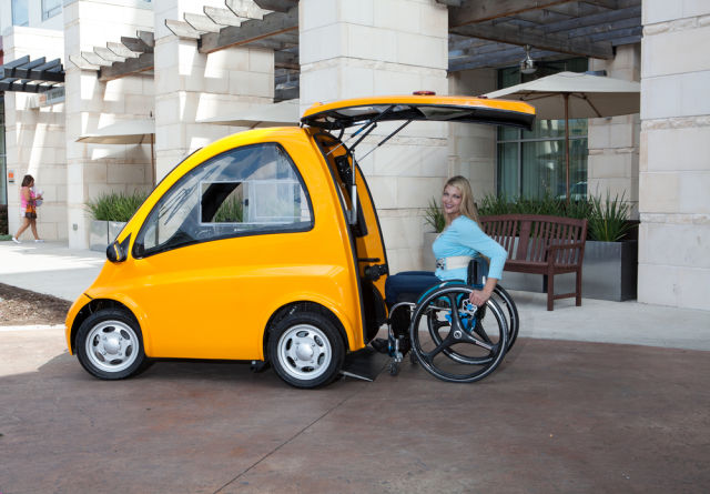 The Most Wheelchair Friendly Car Ever Built