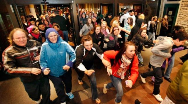 Black Friday Shopping Nightmares