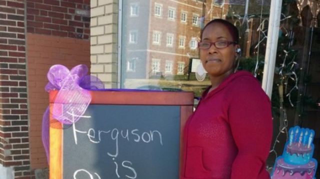 More Than $200K Donated to a Woman Whose Bakery Got Trashed in Ferguson