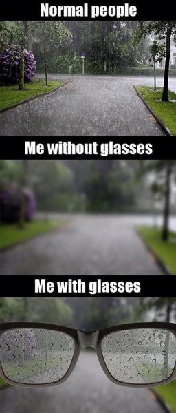 If You Wear Glasses Then You Will Definitely Relate