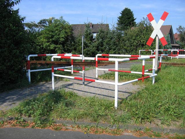 Impossible Railroad Crossing